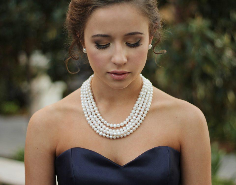collier en perle