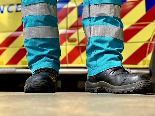 Chaussures d'ambulancier